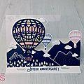 Inspiration montgolfières - j-3