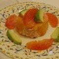 Au menu ce week-end ! rillettes de saumon au saumon
