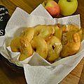 Beignets de pommes