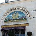 Brasserie du coq d'or à cognac