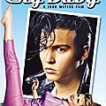 Cry baby de john waters avec johnny depp, amy locane, susan tyrell