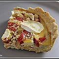 Fond de tarte salée sans gluten
