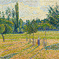 The National Gallery acquires painting by <b>Camille</b> <b>Pissarro</b>