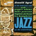 Donald Byrd - 1960 - At The Half Note Cafe Vol
