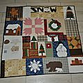 Country quilt termine !