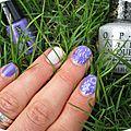 Violet printanier!