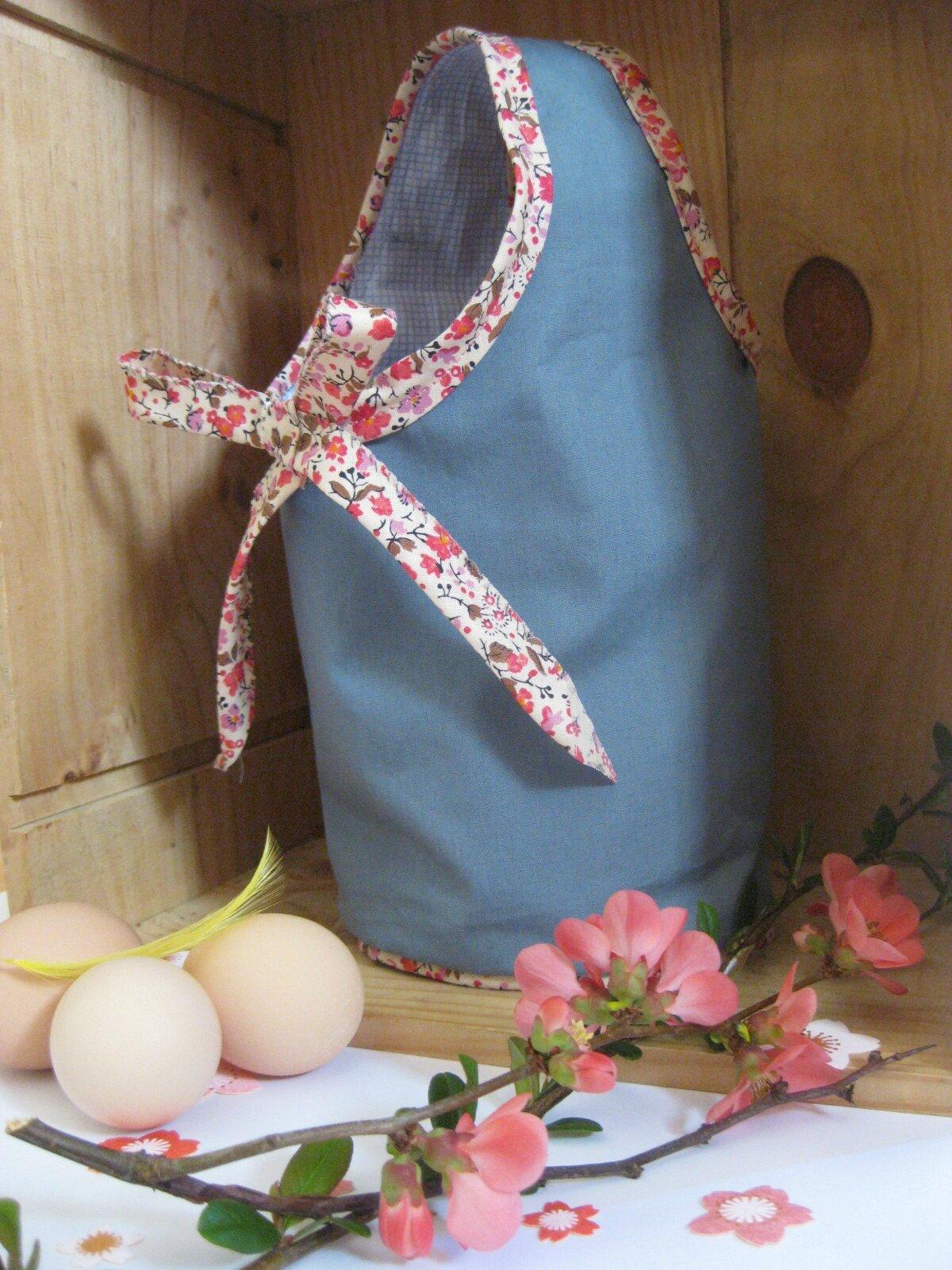Concours abracadacraft : le sac de Printemps