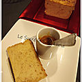 THERMOMIX : Cake pain perdu