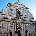 Rome baroque (17/20). Le baroque, en continuité de la renaissance.