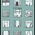 7ème étage - Asa Grennvall - Editions L'Agrume
