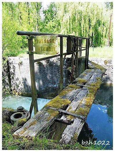 canal haute seine