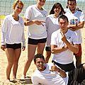 Coupe de France de Volley de Plage à <b>Chatelaillon</b>