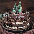 Forêt Noire au Chocolat (Schwarzwalder)