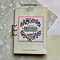 Un <b>mini</b> <b>album</b> par Christinef