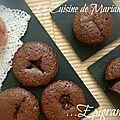 Brownies aux oranges amères