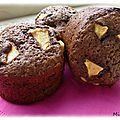 Muffin choco & pomme