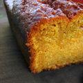 Un carrot cake orange, pour une quatrième recette.