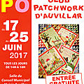Expo patch auvillar