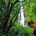 Cascade près de Munduk -Bali