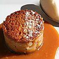 <b>Croustillant</b> d'épices, pommes-coing et gourmandises - 064