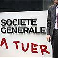 Société générale : le <b>Pdg</b> augmenté de 75%, le guichetier de 1%
