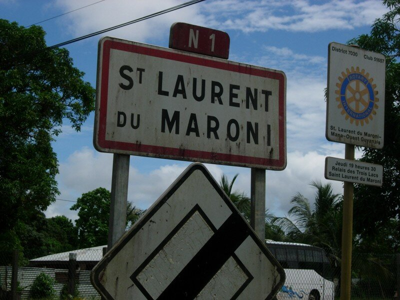 St Laurent du Maroni