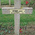 Soldat Charles JACQUES