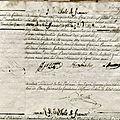 MONTOCCHIO Frédéric_Acte naissance 1806 - Flacq - Mauritius