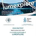 Lumexplore, Festival du film d'exploration scientifique et environnementale - Science & Environmental Exploration Film Festival