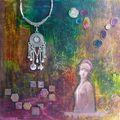 Canvas [la femme et le bijou]