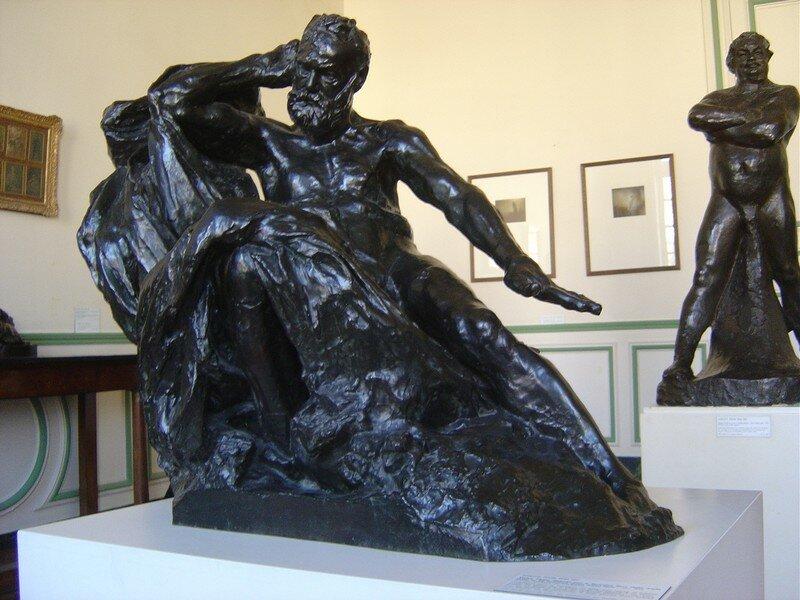 Victor Hugo (par Auguste Rodin)