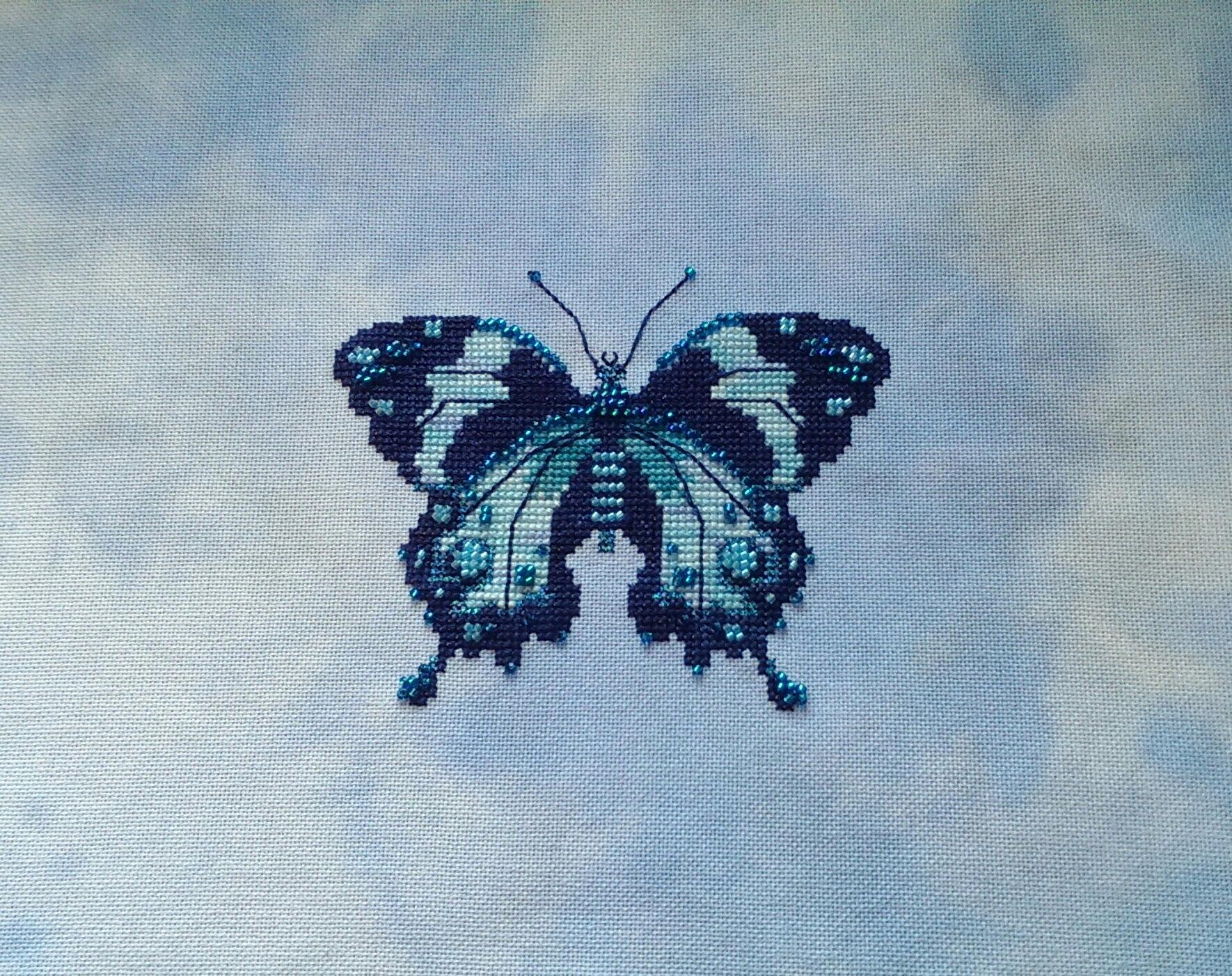 Conversion Gold Butterfly de Mirabilia