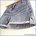 08-Shorts en jean et blouse assorties8