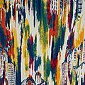 Landis multicolore