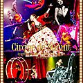 Cover dvd/br de l'arena tour 2015 a cirque de minuit - mayonaka no circus - the final