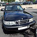 Saab 900 NG SE cabriolet (1996-1998)
