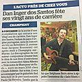 Le parisien 14 janvier 2017
