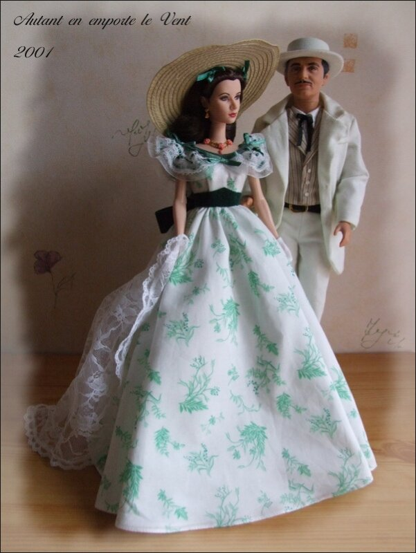 Barbie Autant en emporte le Vent (1)