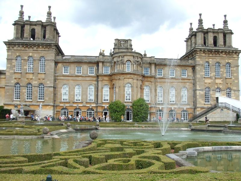 blenheim palace 4