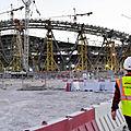 Plus de 6500 travailleurs migrants sont morts sur les chantiers des stades au Qatar