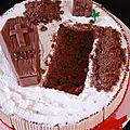 - gâteau d'anniversaire
