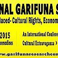 Sommet ' les garifunas, une nation déplacée-droits culturels, survie économique et réparations'
