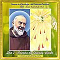 DIA 8 - NOVENA DA LIBERTAÇÃO E DA PROTEÇÃO ESPIRITUAL COM SÃO PADRE PIO: Oração ao <b>Espírito</b>-Santo