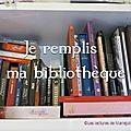 Je remplis mes cartons de livres (la bibliothèque est démontée) : février 2016