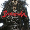 Barracuda, tome 2 : cicatrices de jean dufaux & jérémy