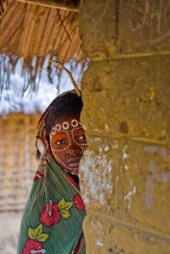 Femme iyalema en « walé »