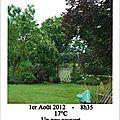 Une année à la ferme # 114 - Août 2012