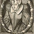 Portrait de la reine douairière louise de