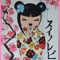 Défi mousquetaire de Juin : Le Japon