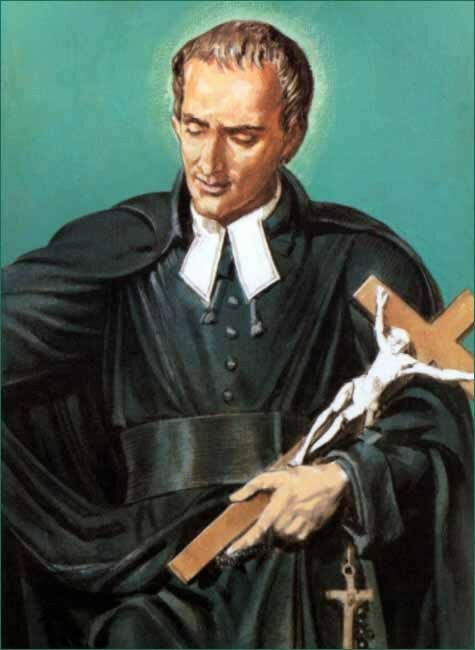 Saint Louis Marie Grignion de Montfort